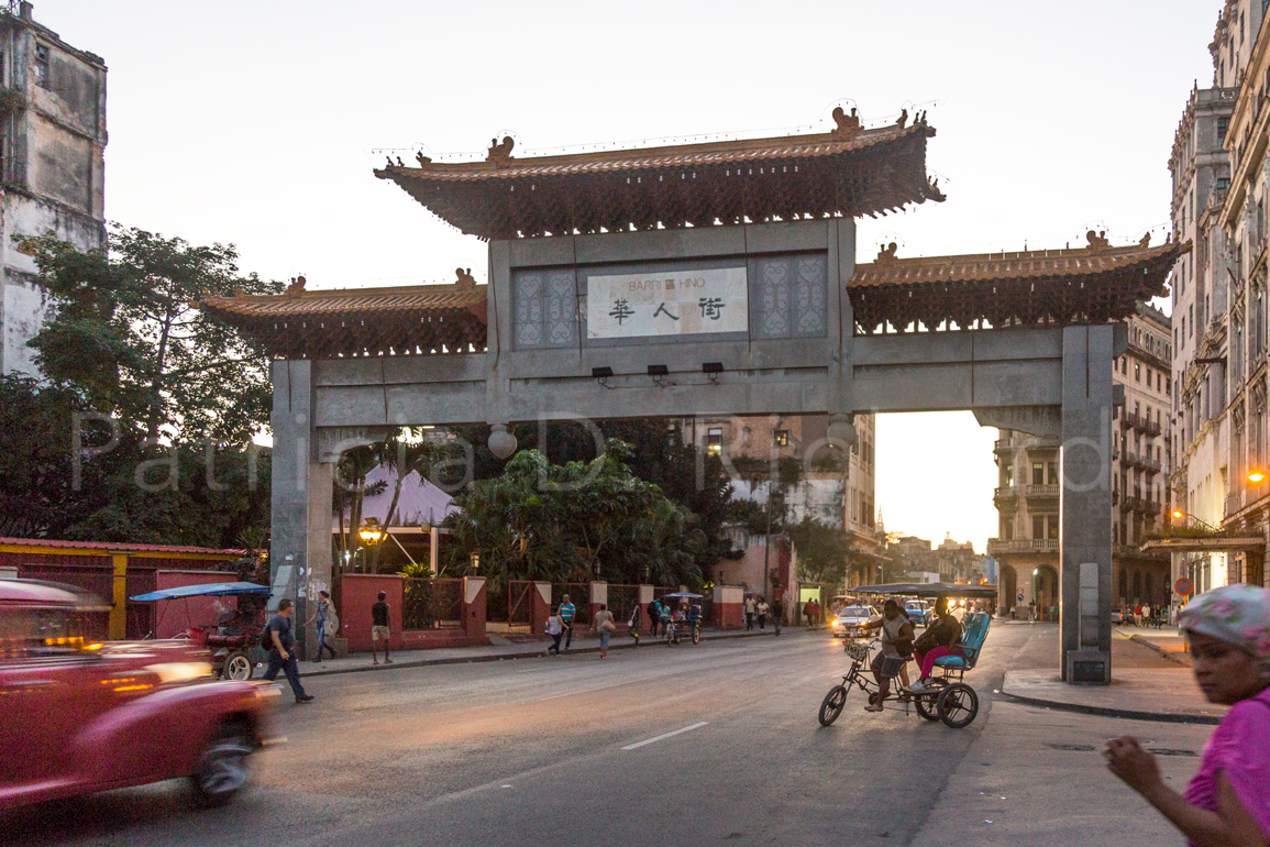 Gate to China